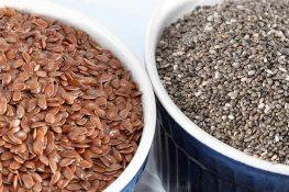 Fighting Breast Cancer with Flax and Chia Seeds